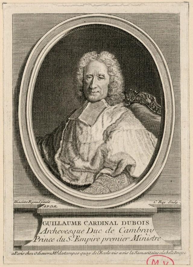 Le cardinal Dubois et Saint-Simon Downlo11