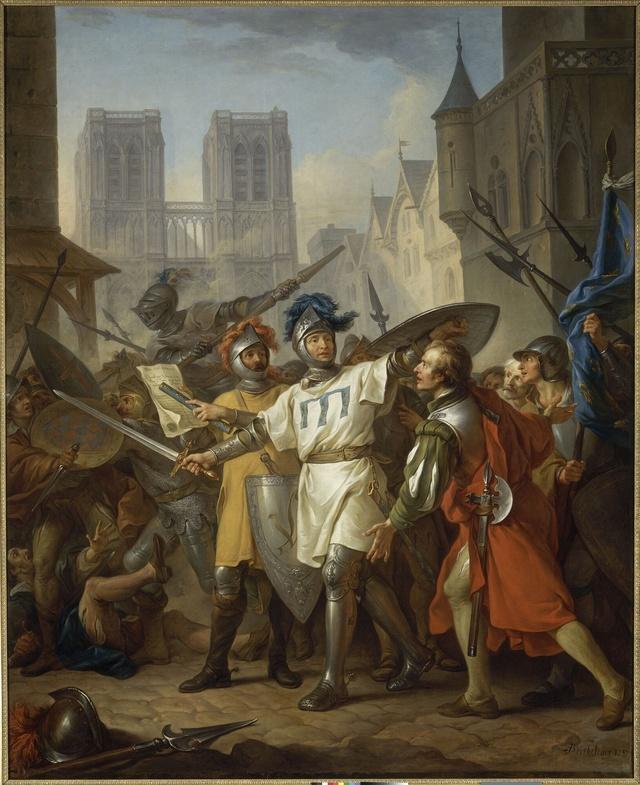 Artistes et collections royales françaises. Versailles 2019 Entrye10