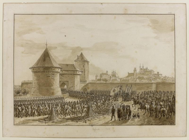 """Paris. Musée de L'Armée : Exposition """"Napoléon stratège"""" Erfurt10"""