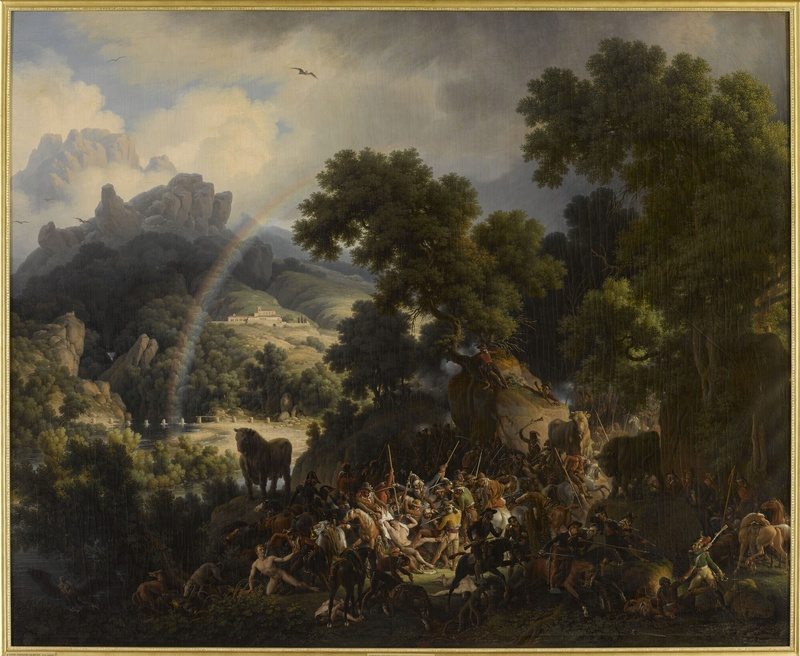 """Paris. Musée de L'Armée : Exposition """"Napoléon stratège"""" Guisan10"""