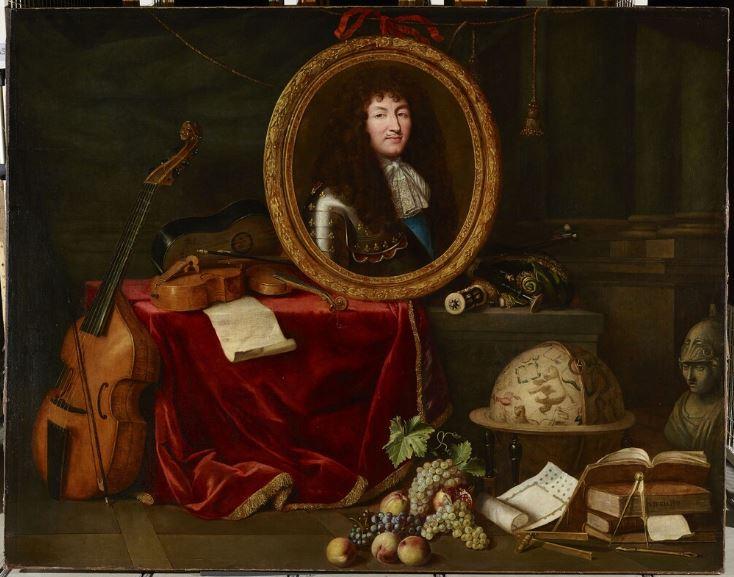 Mécénat royal et diplomatie à la cour de Louis XIV Jean_g10