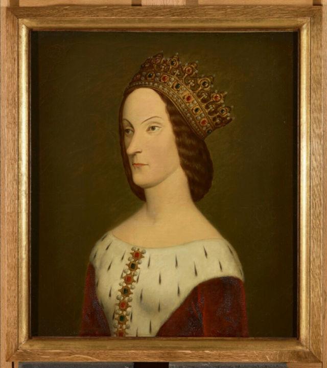Expo. Le Goût de la parure à la Cour. XVIIe -XIXe siècles Jeanne11