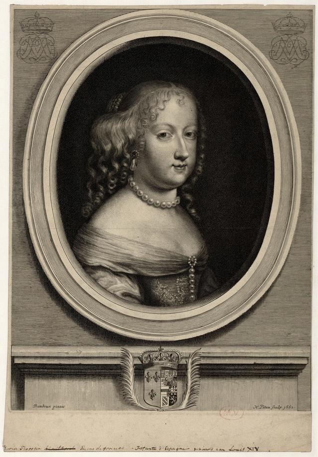 Expo à Bussy-Rabutin, la galerie des beautés de Louis XIV Marie_11