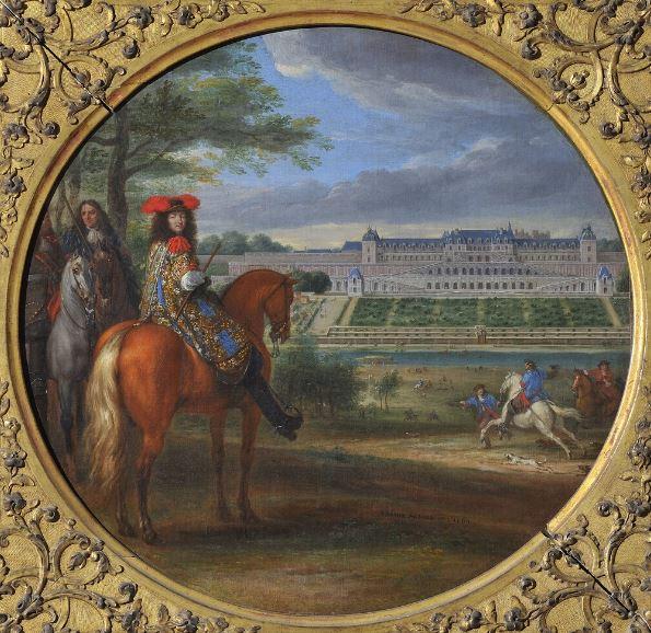 Artistes et collections royales françaises. Versailles 2019 Meulen10