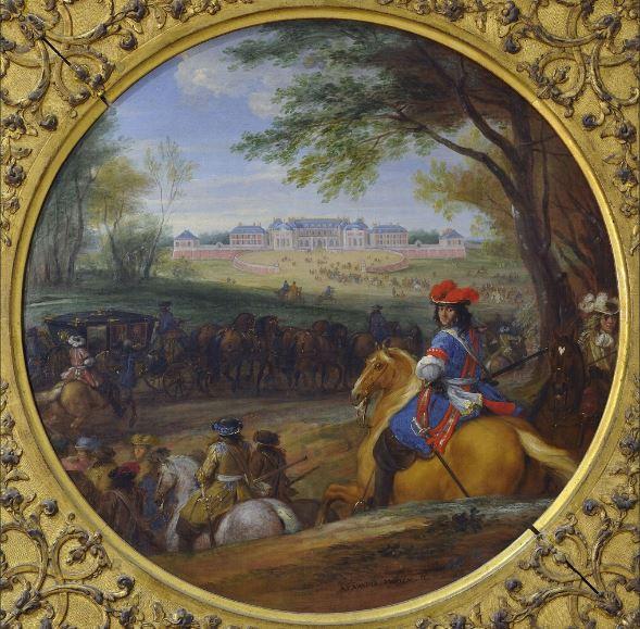 Artistes et collections royales françaises. Versailles 2019 Meulen11