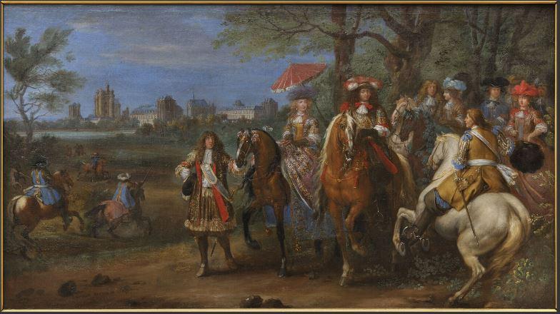 Artistes et collections royales françaises. Versailles 2019 Meulen13