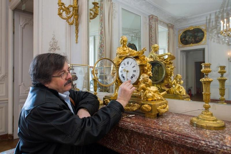 Journées européennes des métiers d'art Versailles avril 2018 Thomas11