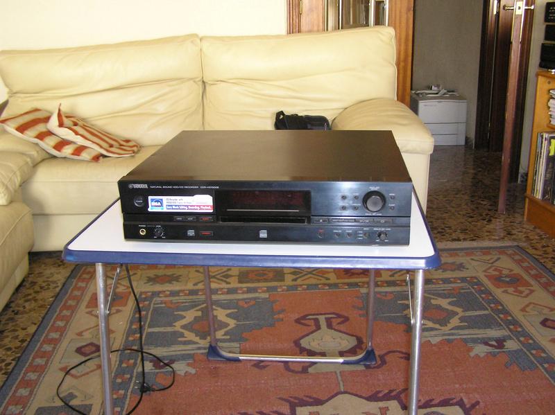 Lector grabador Yamaha HD 1300E P1010023