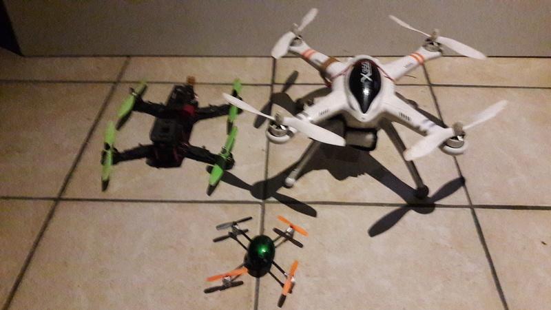 Mes drones : mes autres jouets  20171116