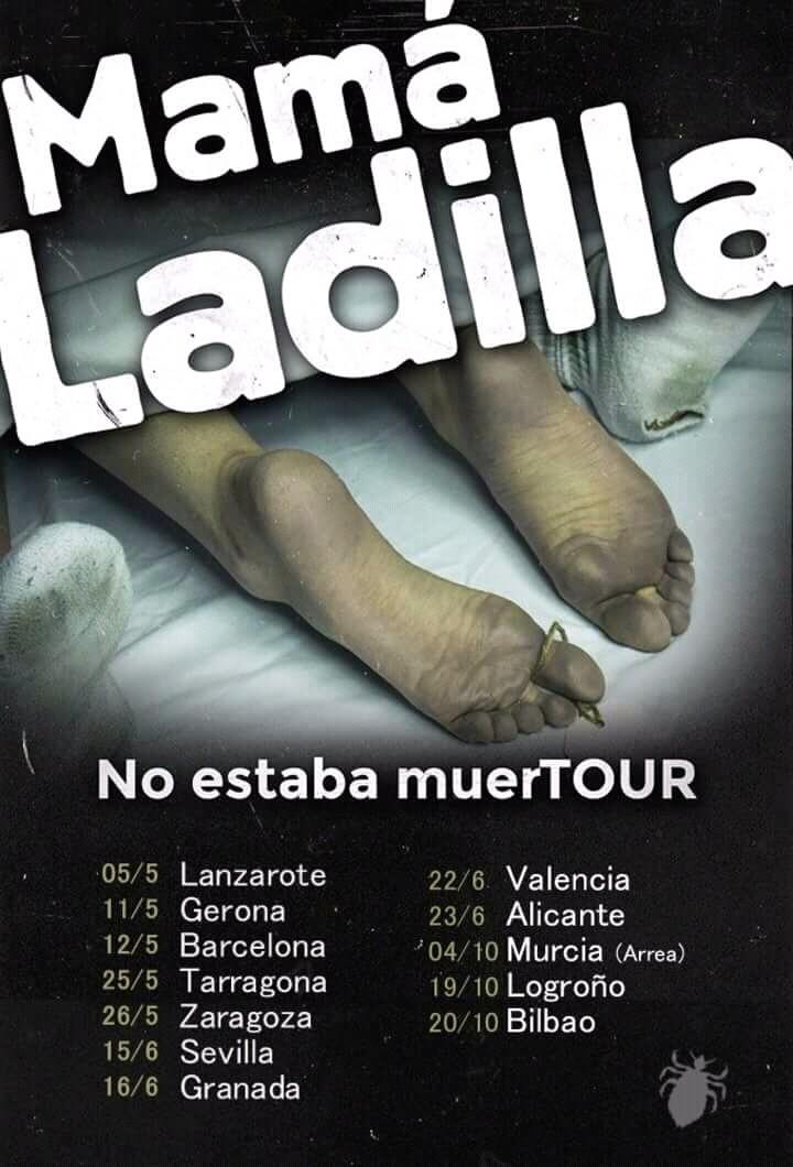 MAMA LADILLA - Exhuma y Sigue (14.5.2021) Ya hay single Fb_img23