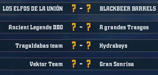 WC2018 - Grupo 6 / Jornada 6 - hasta el domingo 20 de mayo G6j610