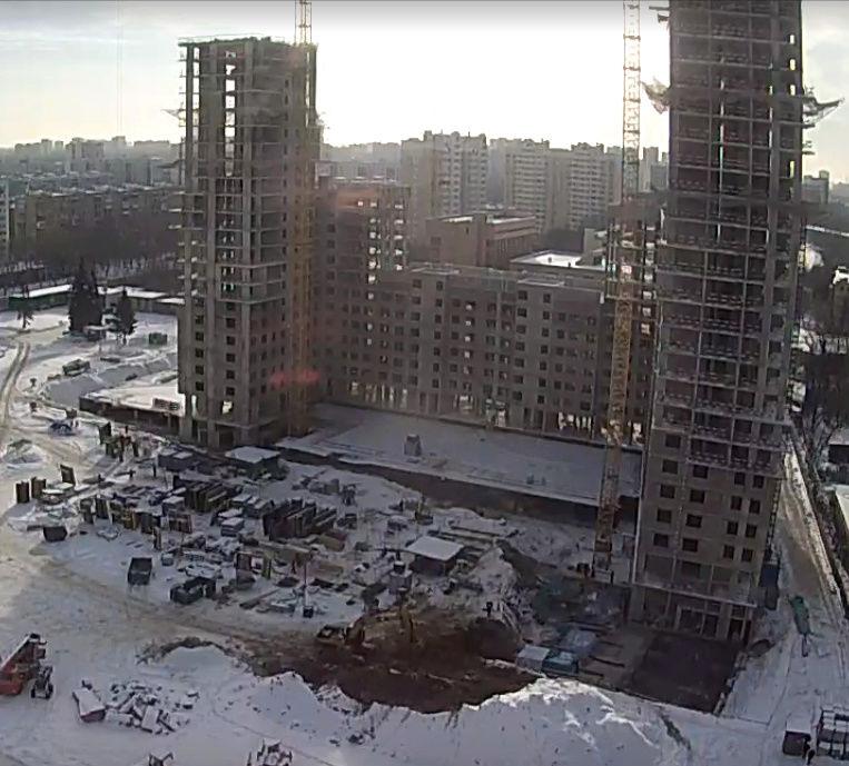 """Веб-камеры на площадке строительства ЖК """"Нормандия"""" - Страница 2 99999910"""
