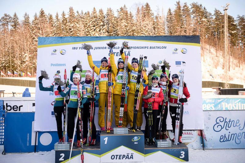 Youth & Junior World Championships 2018 / Otepää (EST) - Страница 20 Qydknh10