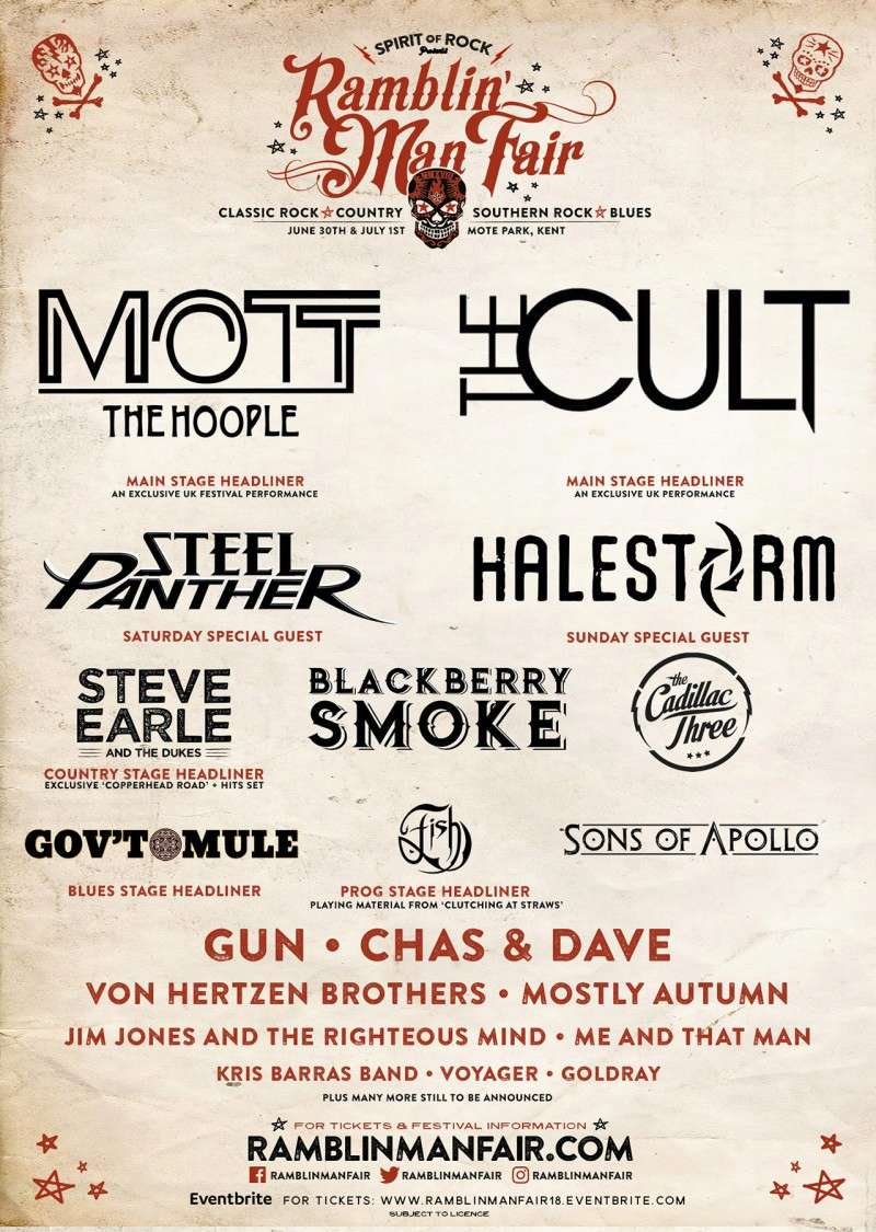 MOTT THE HOOPLE confirmados para el ARF 2018! 3b936910