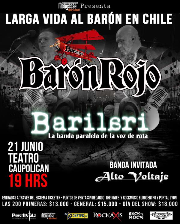BARON ROJO - Página 2 Afiche10