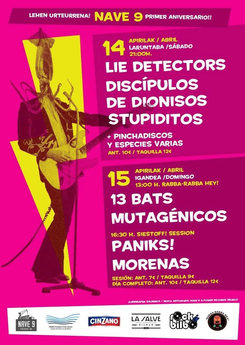 Sala Nave 9 de Bilbao 28828710
