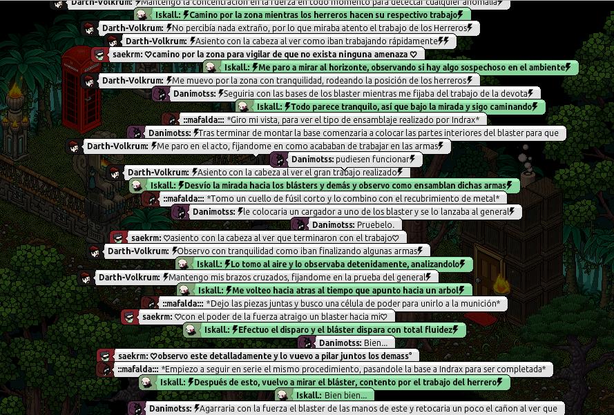 [Misiones Temporales] Kalsunor. Mision48