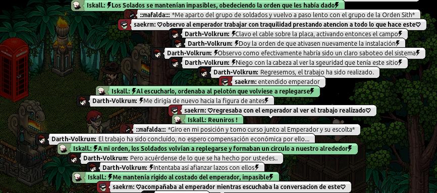 [Misiones Temporales] Kalsunor. Mision56