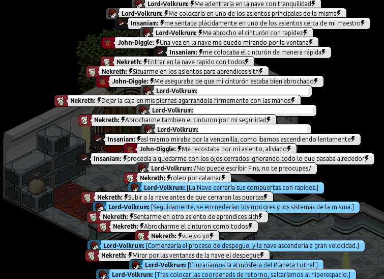 [Roleo de Arkania] Obtención del Kyber. Parte177