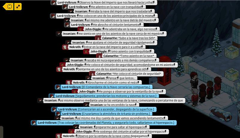 [Roleo de Arkania] Obtención del Kyber. Parte292