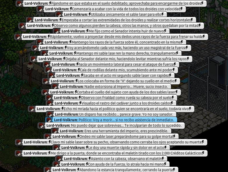 [Arkania] Misiones Temporales. Parte556