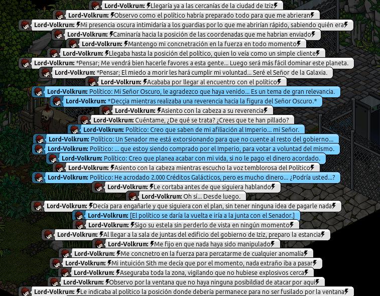 [Arkania] Misiones Temporales. Parte558
