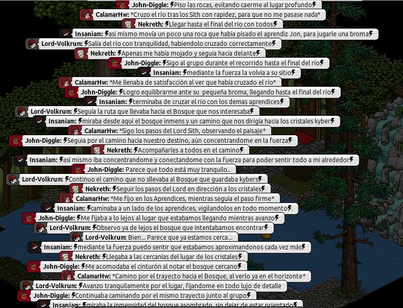[Roleo de Arkania] Obtención del Kyber. Parte615