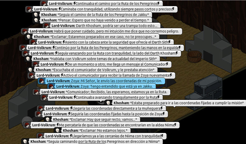 [Arkania] Misiones Temporales. Parte637