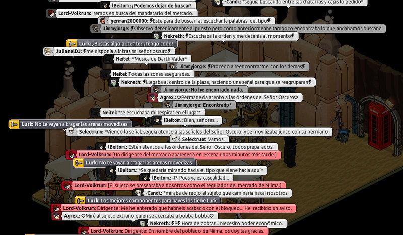 [Arkania] Misiones Temporales. Parte650