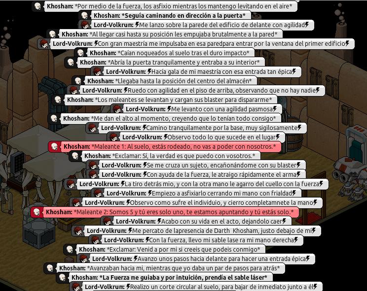 [Arkania] Misiones Temporales. Parte718