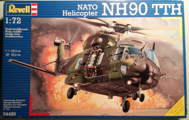 NH-90 TGRA στην 1/72 (Revell - NATO Helicopter NH90 TTH - 04489) 20170310