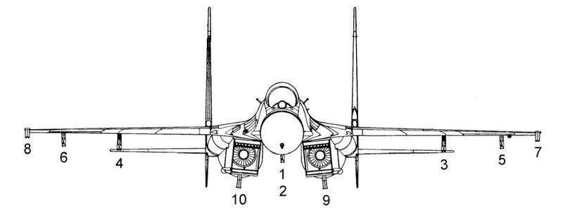 DCS: F/A-18C Su-27_10