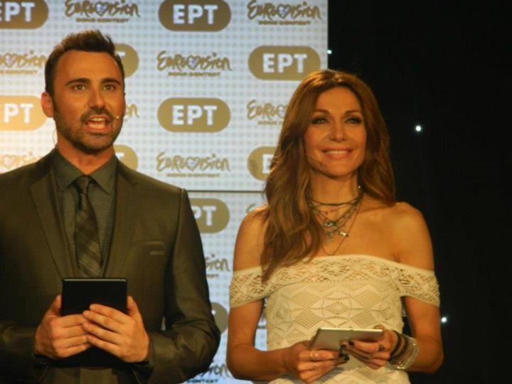 Eurovision Εθνικός Τελικός [2013] _faceb27
