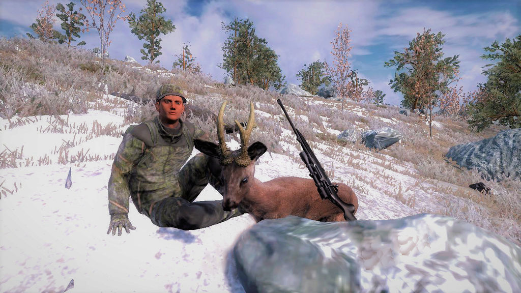 TOP 5 Roe Deer // Corzo Rifle10