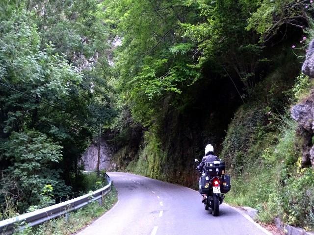 PARQUE NATURAL DE SOMIEDO - Viagem de Verão Dsc09015