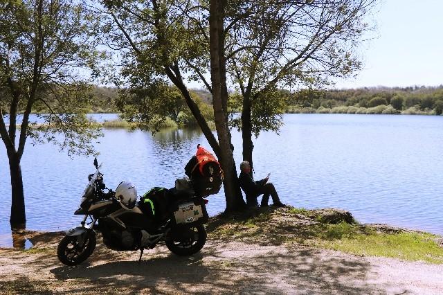 MOTOCAMPING - Em Marvão e Castelo de Vide  Img_0415