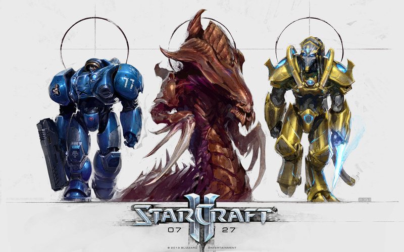 Starcraft - On-Topic Marine10
