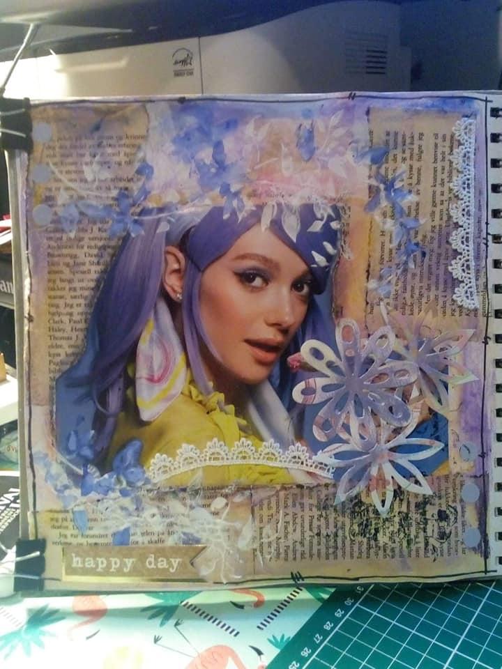 Vot provocare Art Journaling - Cinci elemente (Mihaela Deioni) Alina_15