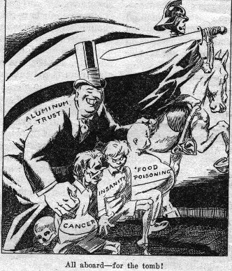 Las vacunas son del demonio. Alumin11