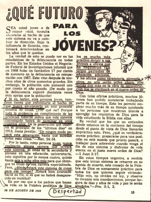 La profecía fallida de 1975 Noestu10