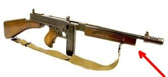 Pistolet-mitrailleur Thompson 1928 192810