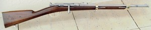 Fusil Chassepot Mle 1866. Chasse11