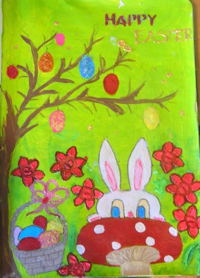 Artjournaling - Take 5 - Aprilie, Ileana Badanac 30776512