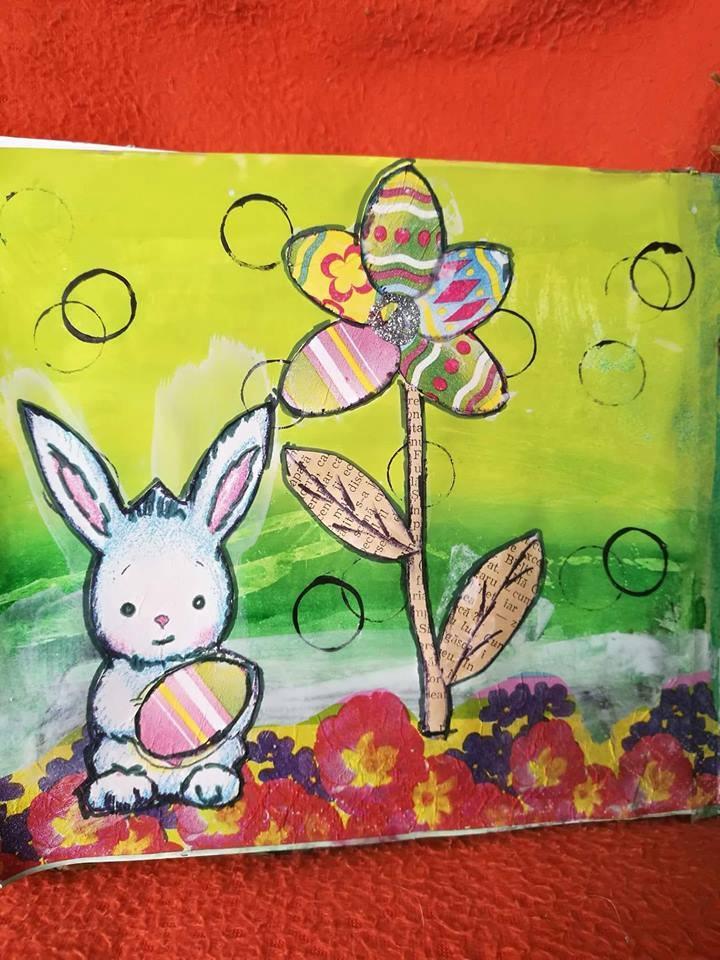 Artjournaling - Take 5 - Aprilie, Ileana Badanac 30859612