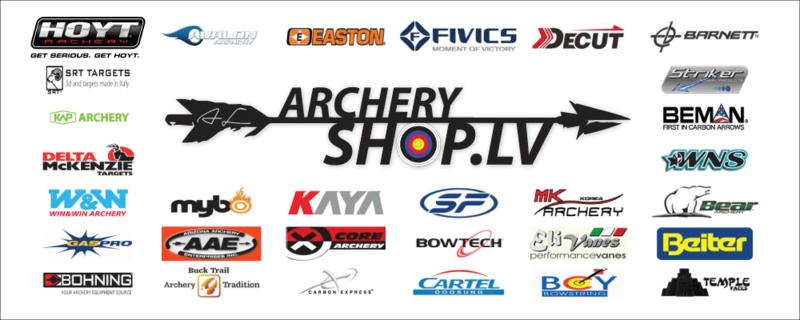 Loka šaušanas ekipējuma veikals WWW.ARCHERYSHOP.LV Fons-f13