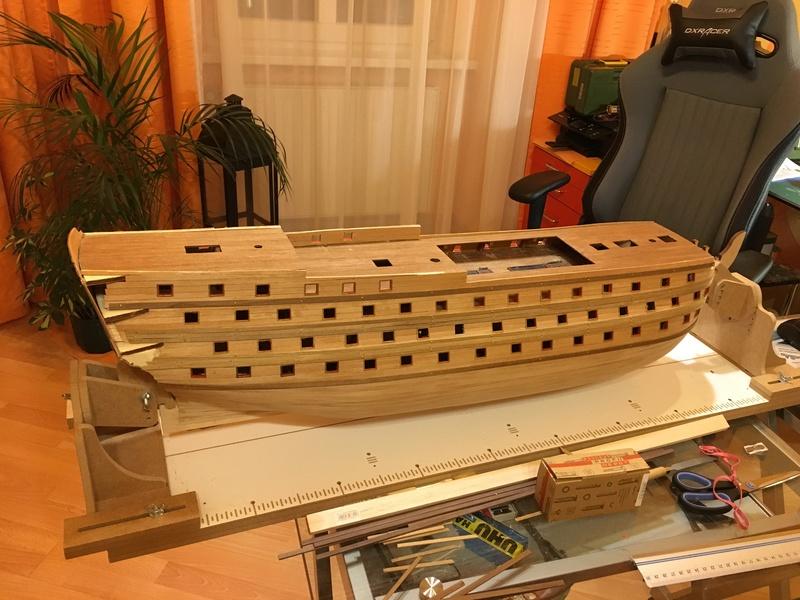 HMS Victory 1:78 gebaut von Schurli48 - Seite 2 00113