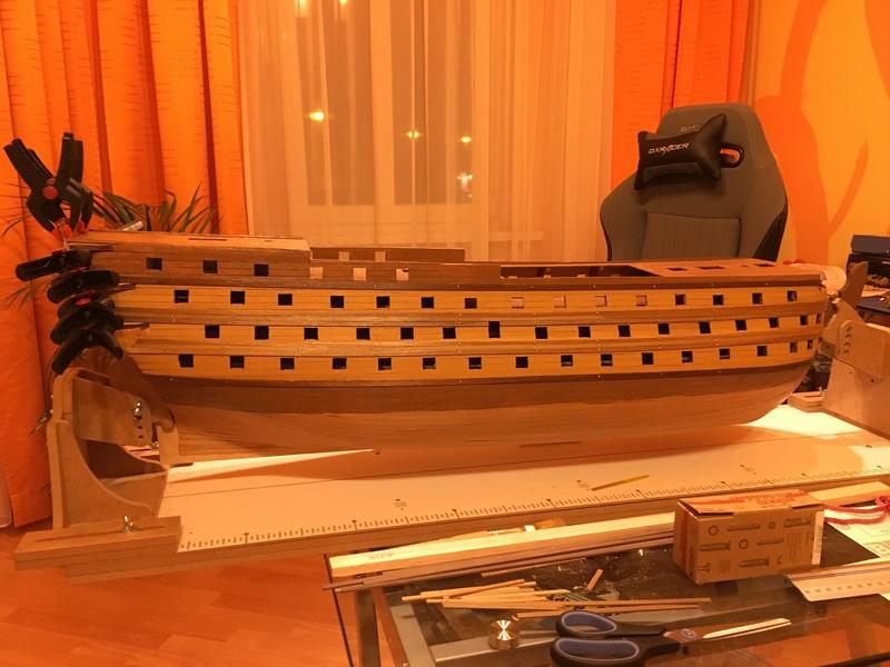 HMS Victory 1:78 gebaut von Schurli48 - Seite 2 00511