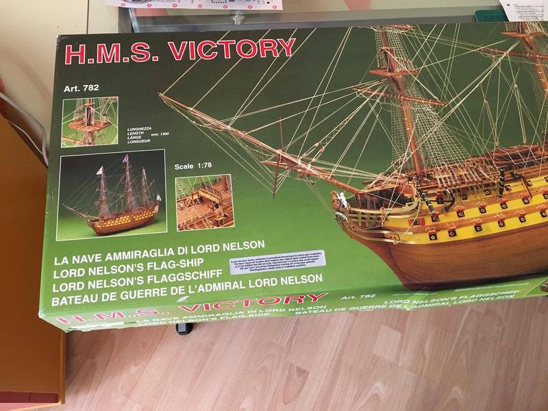 HMS Victory 1:78 gebaut von Schurli48 12711