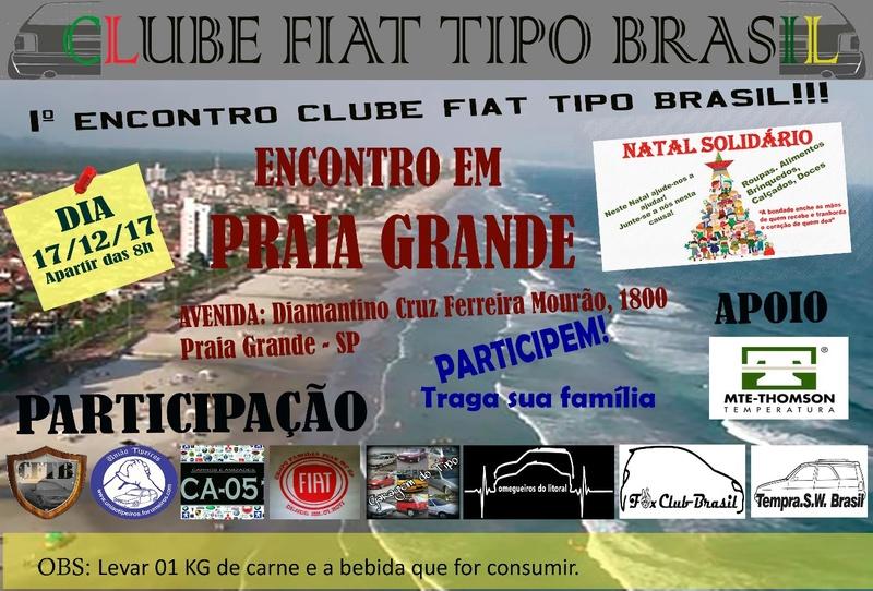 Encontro CLUBE FIAT TIPO BRASIL - PRAIA GRANDE - 17/12 Encont10