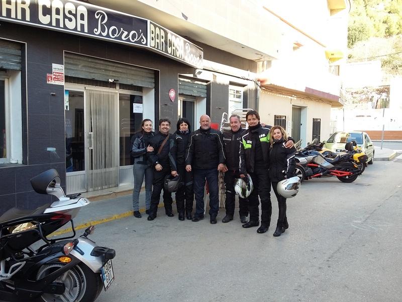 SPYDERS VALENCIA-RUTA-ALMUERZO DOSAGUAS 6 DICIEMBRE 20171210